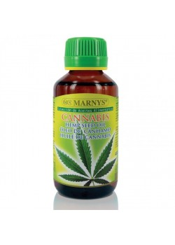 ACEITE CANNABIS 125ML - MARNYS - 8410885071132