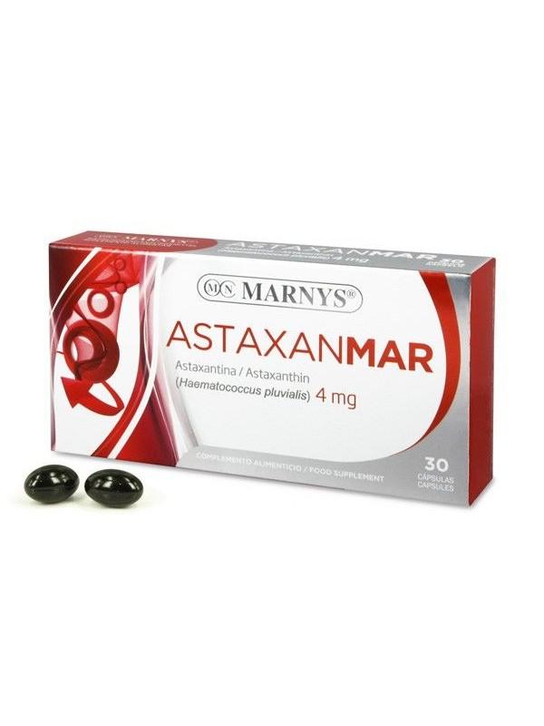 ASTAXANMAR 4MG 30 PERLAS - MARNYS