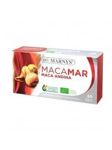 MACA ANDINA BIO 60 CÁPSULAS - MARNYS - 8410885077677