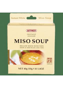 SOPA MISO TOFU INSTANTANEA  10X4GR - MITOKU - 4539093100015