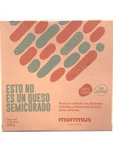 ESTO NO ES UN QUESO SEMICURADO 220GR - MOMMUS - 705632749425