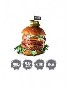 VEGAN MEAT BURGER A GRANEL UNIDAD - MOVING MOUNTAINS - 2001000000364