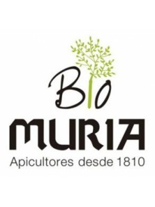 MIEL DE NARANJO CRUDA 320GR BIO - MURIA