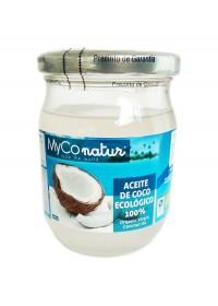 ACEITE DE COCO 400GR BIO - MYCONATUR - 8414606741038