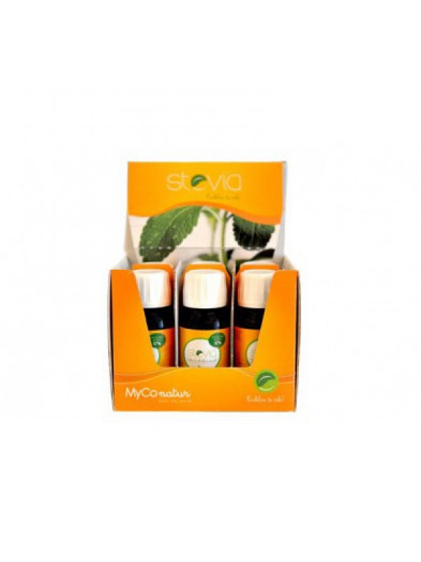 STEVIA LIQUIDA 60ML - MYCONATUR - 8414606525652
