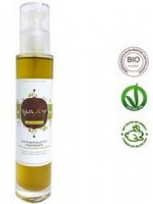 **ACEITE ANTICELULITICO Y REAFIRMANTE CAFE + ABEDUL 100ML - NAAY BOTANICALS - 8436539635383