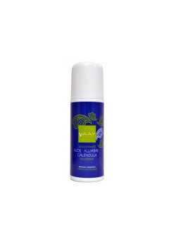 DESODORANTE ALUMBRE ALOE Y CALENDULA ROLL ON 75 ML - NAAY BOTANICAL - 8436539636663