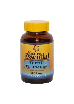 ACEITE DE ONAGRA 1000 MG. 30 PERLAS - NATURE ESSENTIAL - 8435041320817