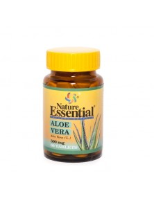 ALOE VERA 250MG. 60 TABLETAS - NATURE ESSENTIAL - 8435041322453