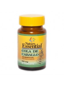 COLA DE CABALLO 500 MG. 60 TABLETAS - NATURE ESSENTIAL - 8435041320527
