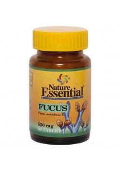 FUCUS 500 MG. 60 TABLETAS - NATURE ESSENTIAL - 8435041320381