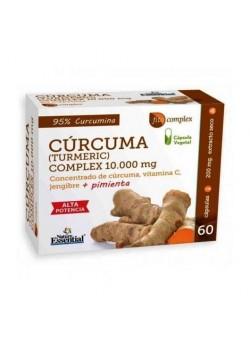 CURCUMA COMPLEX 1000MG 60 CAPSULAS - NATURE ESSENTIAL - 8435041324242