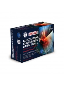 GLUCOSAMINA + CONDROITINA + MSM 1200MG 60 CAPSULAS - NATURE ESSENTIAL - 8435041324518