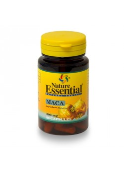 MACA 500 MG. 50 CAPSULAS - NATURE ESSENTIAL - 8435041322293
