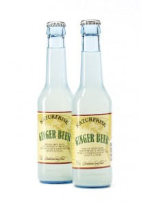 REFRESCO GINGER BEER 27,5CL BIO - NATURFRISK - 5708636220391
