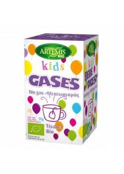 INFUSION GASES KIDS 20 FILTROS BIO - ARTEMIS - 8428201311022