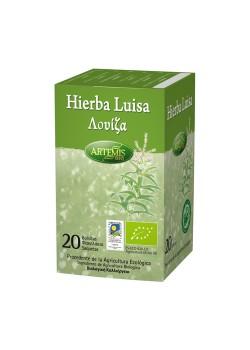 INFUSION HIERBALUISA 20 FILTROS BIO - ARTEMIS - 8428201310544