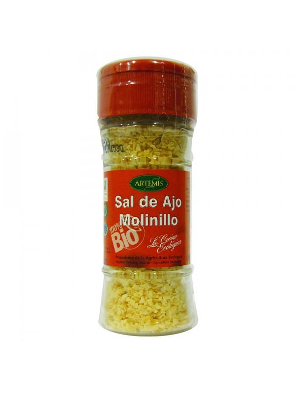 SAL DE AJO MOLINILLO 60GR BIO - ARTEMIS - 8428201320352