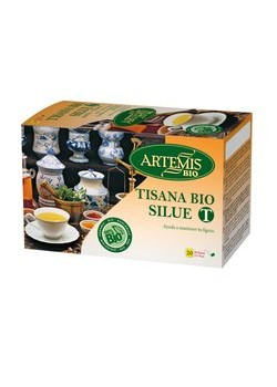 SILUE T TISANA 20 FILTROS BIO - ARTEMIS - 8428201310292