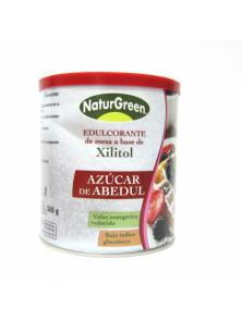 **AZUCAR DE ABEDUL XILITOL 500GR - NATURGREEN - 8436542191999