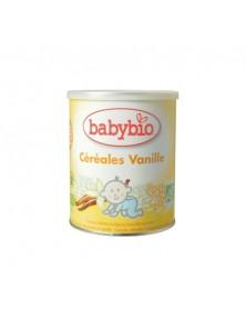 CEREALES VAINILLA Y QUINOA 220GR BIO - BABYBIO - 3288131500102