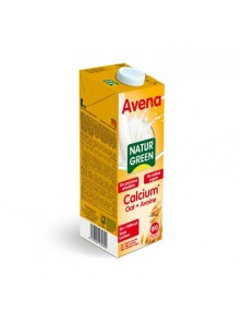 BEBIDA AVENA CALCIO 1L - NATURGREN - 8437002932800