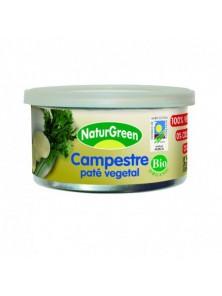 PATE CAMPESTRE 125GR - NATURGREEN - 8437007759204