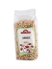 GARBANZOS 500GR BIO - NATURSOY - 8429215120419