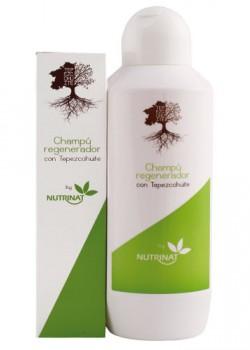 SHAMPOO REGENERADOR TEPEZCOHUITE 250ML - NUTRINAT - 8437010204029
