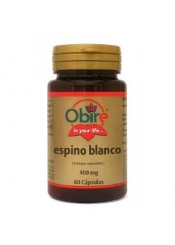 ESPINO BLANCO 400 MG. 60 CAPSULAS - OBIRE - 8435041340334