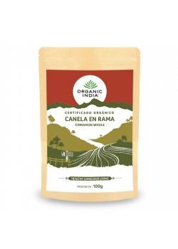 CANELA EN RAMA 100GR BIO - ORGANIC INDIA - 801541506354