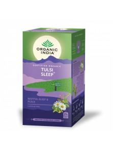 TULSI SLEEP 25 BOLSITAS BIO - ORGANIC INDIA - 801541507580
