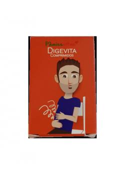 DIGEVITA 100 COMPRIMIDOS - PAMIÉS VITAE - 8437014117912