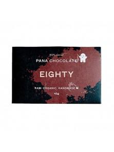 TABLETA DE CHOCOLATE EIGHTY 45GR - PANA CHOCOLATE -9346758000246
