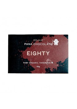 TABLETA DE CHOCOLATE EIGHTY 45GR - PANA CHOCOLATE -9346758000246