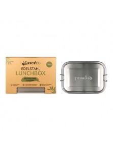 FIAMBRERA LUNCH BOX ACERO INOXIDABLE 1200ML - PANDOO DESIGNED BY NATURE - 4260648830339