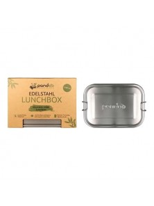 FIAMBRERA LUNCH BOX ACERO INOXIDABLE 800ML - PANDOO DESIGNED BY NATURE - 4260648830322