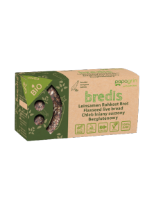 BREDIS CALABACIN 70GR BIO - PAPAGRIN - 5903240250196