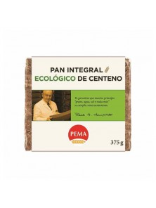 PAN CENTENO INTEGRAL 375GR BIO - PEMA