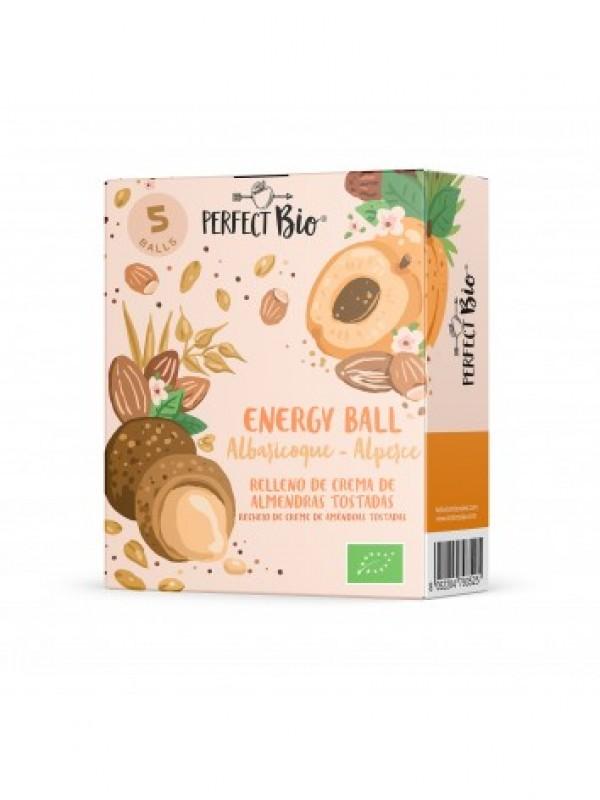 ENERGY BALL DE ALBARICOQUE 2X12GR BIO