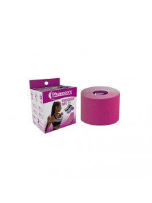 KINESIOLOGY TAPE ROSA 5X5 - PHYSIOCARE - 8437021221046