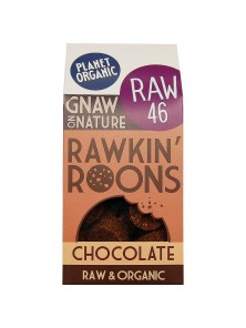 MACARRONES DE CHOCOLATE RAW FOOD 90GR BIO - PLANET ORGANIC - 5060401050696
