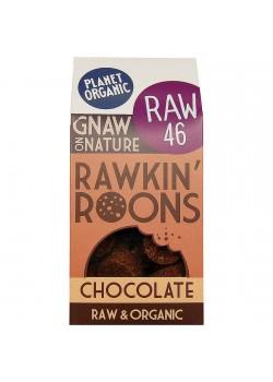 MACARRONES DE CHOCOLATE RAW FOOD 90GR BIO - PLANET ORGANIC - 5060401050696