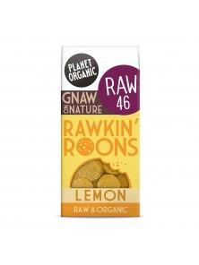 MACARRONES DE LIMON RAW 90GR - PLANET ORGANIC - 5060401050672