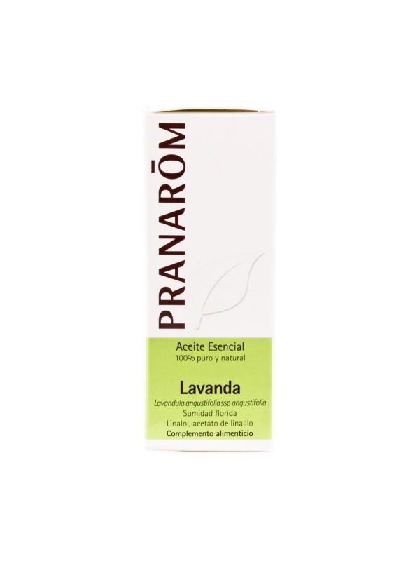 ACEITE ESENCIAL LAVANDA 10ML - PRANAROM - 5420008503467