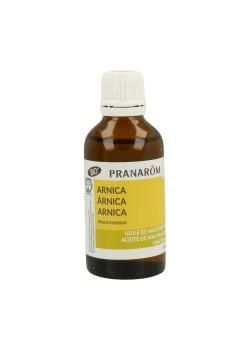 ACEITE VEGETAL DE ÁRNICA 50ML BIO - PRANAROM - 5420008578663
