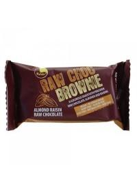 BARRITA VEGAN CHOC BROWNIE - PULSIN - 886054000070