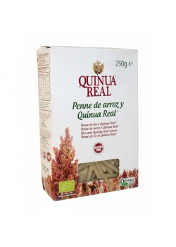 PENNE ARROZ QUINUA REAL 250GR BIO - QUINUA REAL - 8436545620250
