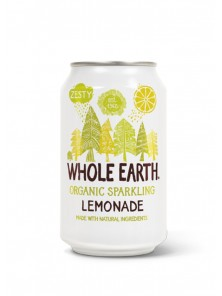 REFRESCO DE LIMON 330ML BIO - WHOLE EARTH - 5011835102161