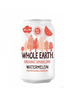 **REFRESCO SANDIA 330ML BIO - WHOLE EARTH - 5013665114734